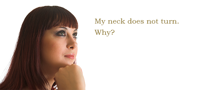 首の痛み case06 | 首が回りづらくなる時の筋肉とは?