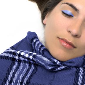 顎関節 case 02 |寝ているときの顎の置き方