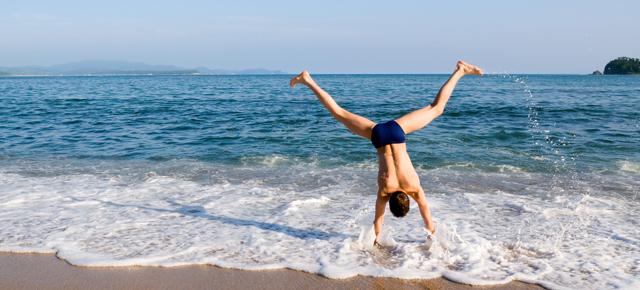 CHIROPRATICA| 五十肩改善には運動が重要
