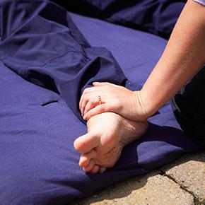 関節痛 case 01 |関節の痛みがストレスからきていた!?