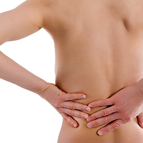 腰痛 case 42 |気の緩んだ時に起こったギックリ腰は副腎疲労が問題!?