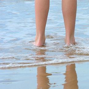 足の痛み case 09 |内臓下垂によって太もものだるさや血流の悪さが起こる!?